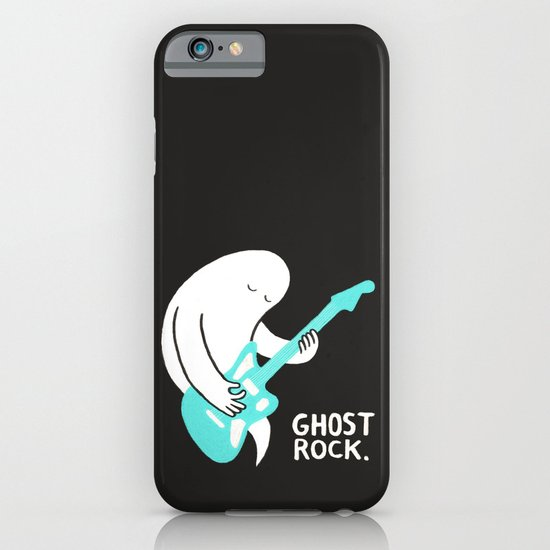 Ghost Rock iPhone & iPod Case