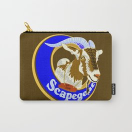 Scapegoat for Hire Carry-All Pouch