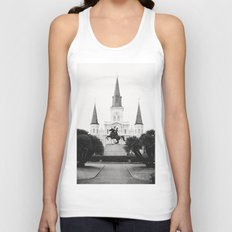 Heart and Soul of New Orleans Unisex Tank Top