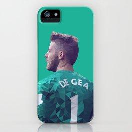 David De Gea - Manchester United iPhone Case
