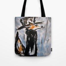 Dandy Fox Tote Bag