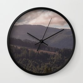 Bald Mountain Wall Clock