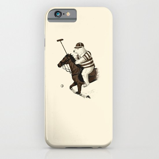 Polobear iPhone & iPod Case