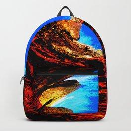 Facing Sages Backpack