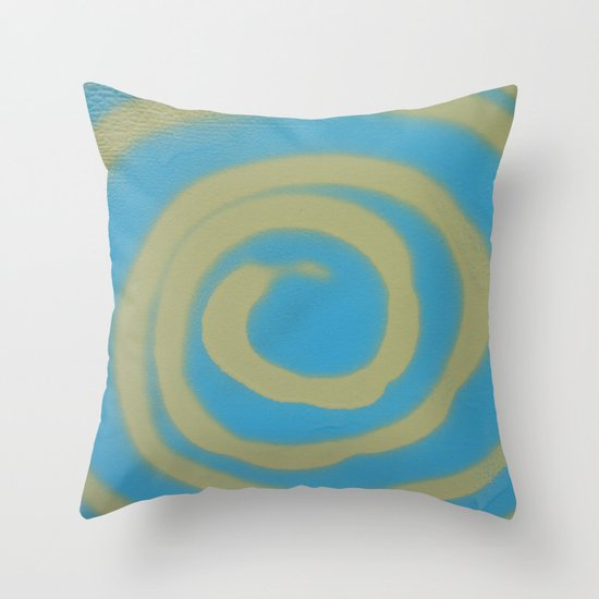 Hypnotize Throw Pillow