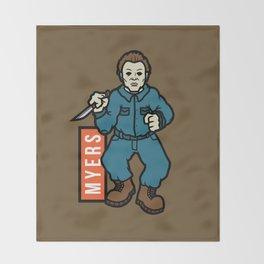 Michael Meyers Throw Blanket