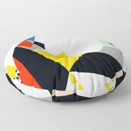 Flowerpot Floor Pillow