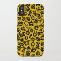 talking heads iPhone & iPod Cases featuring Heads. by panova