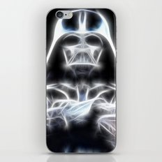 Darth Vader Electric Ghost iPhone & iPod Skin