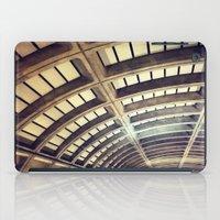 washington dc iPad Cases featuring Petworth Metro (Washington, DC) by Carsick T-Rex