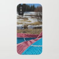 backpack iPhone & iPod Cases featuring Backpack 1 by Heath Pierson