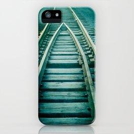 track #1 iPhone Case