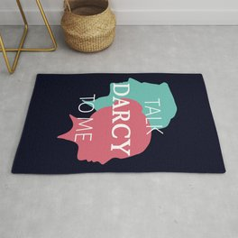 Talk Darcy To Me IV Rug
