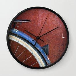 Bikes of Hanoi Wall Clock