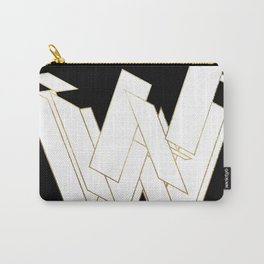 Beautiful Armor Letter W Carry-All Pouch