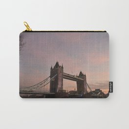Sunset Tower Bridge London United Kingdom Carry-All Pouch