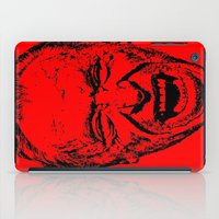 literature iPad Cases featuring Outlaws of Literature (Charles Bukowski) by Silvio Ledbetter