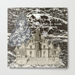 AWAKE 107 Metal Print