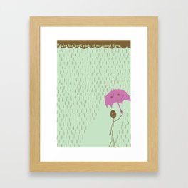 The Best Parts Framed Art Print