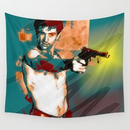Hollywood Icons - Mr DeNiro Wall Tapestry