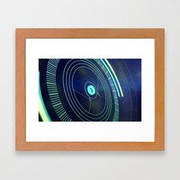 RADAR Framed Art Print