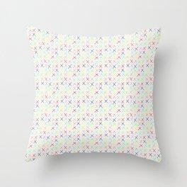 ColorXx Throw Pillow
