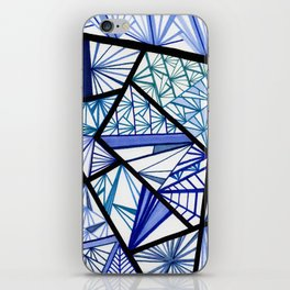 Tri as You Might iPhone Skin