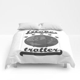 Globetrotter badge Comforters
