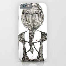 Cat Girl iPhone 6s Slim Case