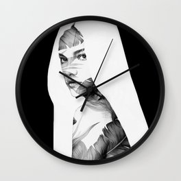Girl 10a Wall Clock