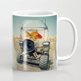 On the Move 02 Coffee Mug