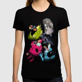 Trash Moon T-shirt