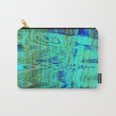 Hidden Peacock Carry-All Pouch