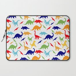 Colorful Dinosaurs Pattern Laptop Sleeve