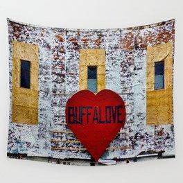 Buffalo Urban statement Wall Tapestry
