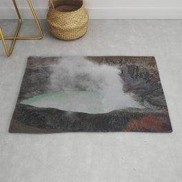 Poas Volcano Rug