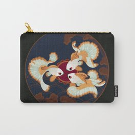 Three tosakin goldfish Carry-All Pouch