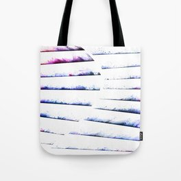α White Crateris Tote Bag