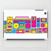 90s iPad Cases featuring 90s by sknny