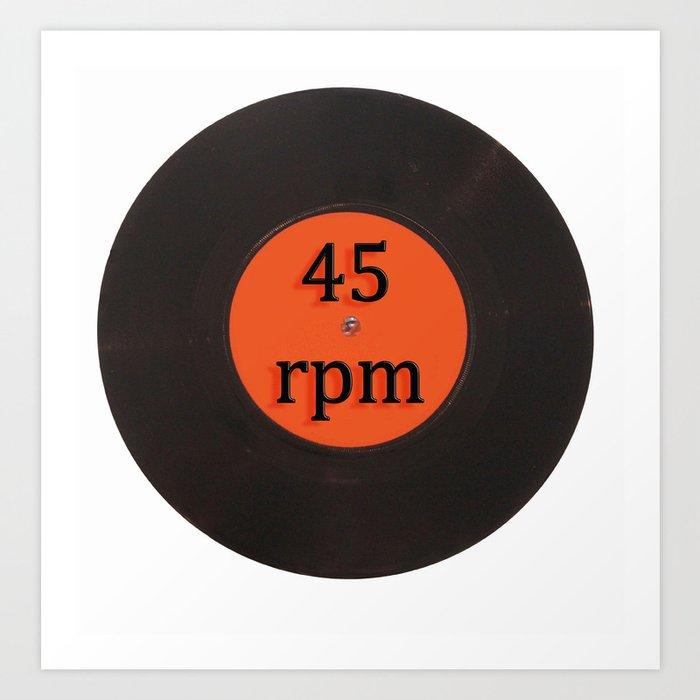 Commit error. Vintage 45 rpm final