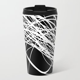 Linear Flow Travel Mug