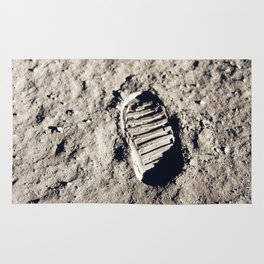 One Giant Leap For Mankind Rug