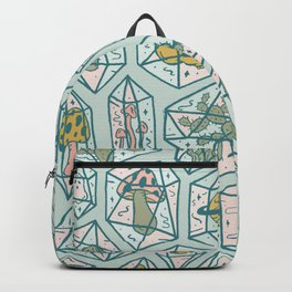 Crystals and Plants Backpack