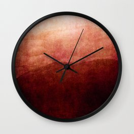 Season of Mists Wall Clock