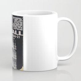 Rekall ( Total Recall ) Vintage magazine commercial. Coffee Mug
