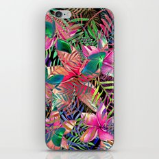 My Tropical Garden 2 iPhone Skin