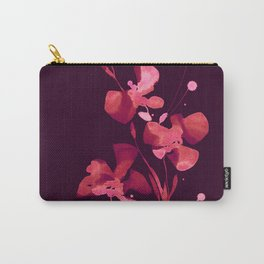 Organic Impressions 334zl by Kathy Morton Stanion Carry-All Pouch
