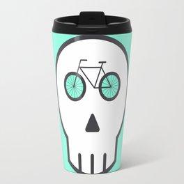 Rider Skull Travel Mug