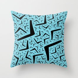 Arrow Pattern Throw Pillow