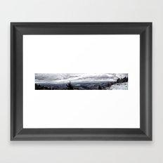 Wittenberg(Panoramic) Framed Art Print